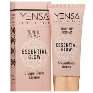 YENSA Tone Up Primer Essential Glow NEW UNOPENED